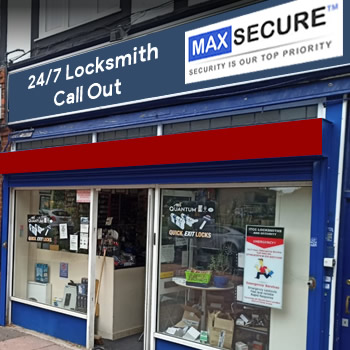 Locksmith store in Fulham